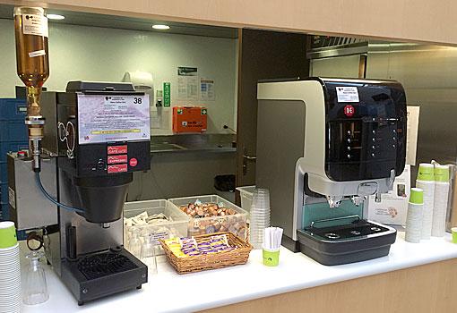 Location de machines à café pour manifestations et entreprises