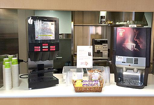Machines à café pour entreprises